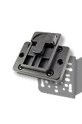 APTTGO-VSM: VSM 4 Hole AMPS Adapter Mount for TomTom GO 520/720/920, 530/730/930