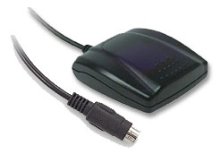 EverMore GM-R900  Cable GPS Receiver  for PDA (SiRF III) (Free GpsGate Utility) (Your Choice of Free Mount)