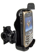 BB227 : Arkon Bicycle Handlebar Mount for the BlackBerry Curve and BlackBerry 8700 Series Phones (Sold Out)