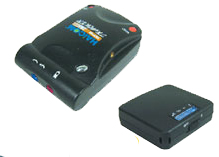 Haicom HI-601VT Real-Time Tracking System (GSM GPS Tracker + Bluetooth Decoder) (Sold Out)