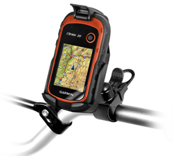RAP-SB-187-GA48U: RAM EZ-Strap� Mount w/ Short Arm for Garmin eTrex 10, 20 & 30