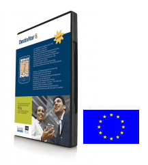 Destinator 6 Europe (Western + Eastern) for Pocket PC (Sold Out)