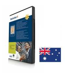 Destinator 6 Australia Edition for Pocket PC