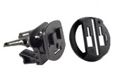 i.Trek TomTom One 125/130/130*S/140; XL 330/330*S/340/340*S, XXL 530*S/540*S Swivel Vent Mount