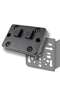 AP032-VSM: i.Trek VSM 4 Hole AMPS Adapter Mount for Magellan and HP GPS Devices
