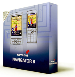 TomTom Navigator 6 - Software & maps of the US/Canada on DVD (Sold Out)