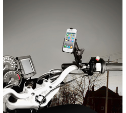 RAM-B-149Z-AP9U: RAM U-Bolt Handlebar Mount for Apple iPhone 4