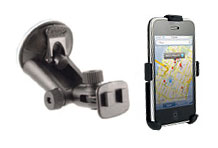 i.Trek Windshield Pedestal with Pan Swivel (Compatible with iPhone 3G/Original iPhone)