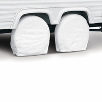 "Rv Wheel Covers40"" to 42"" (Bus) Model 6"