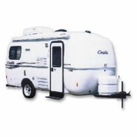 Casita 16'-17'  Silvertech Trailer Cover