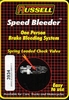 Russell Brake Speed Bleeders Free Ship!