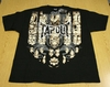 """Tapout Tap Out Mens Black Tee Shirt """"Peace Be With You"""""""