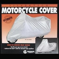 Coverite Silvertech Motorcycle Cover w/ Heat Shield