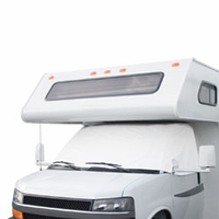 Classic RV Windshield Cover Ford® '92 to '03 - Model 4
