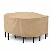 Classic Terrazzo Patio Table and Chair Set Covers