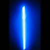 4' LED Safeglo Lighted Whip w Flag - BLUE - FREE SHIPPING