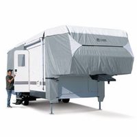 Classic 5th Wheel Cover 29' to 33'L -  Model 4