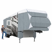 Extra Tall 5th Wheel Cover 29' to 33'L Deluxe Model 4