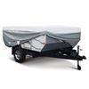 Folding Camper Cover Deluxe 8' to 10'L  Model 1