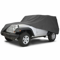 Polypro 3 Jeep Cover Charcoal