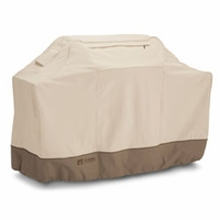 Classic Veranda Barbecue Cart Cover - Large