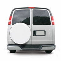Classic Custom Fit Spare Tire Cover - Model 4