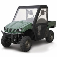 Kawasaki Mule 4000 / 4010 UTV Enclosure - Black