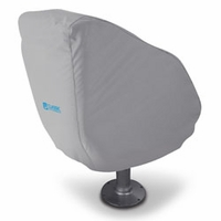 Boat Bucket Seat Cover Gray