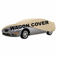 Softbond 3 Layer Station Wagon Cover - Size  SW-F