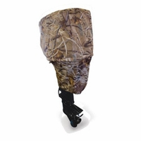 Classic Camo Boat Motor Cover 16 to 45 h.p