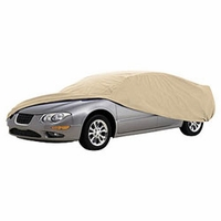 Softbond 3 Layer Car Cover - Size E