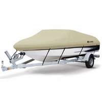 Classic DryGuard™ Waterproof Trailable Boat Covers