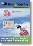 Buzz2Stitches Powerful Digitizing Software by BuzzTools