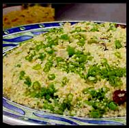 Three-Onion Couscous