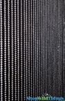 Ball Chain Faux Metal, 6MM Steel Color Beaded Curtains : Movie  The Holiday