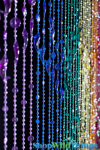 Dolphin Shape Beaded Curtains Shopwildthings Com
