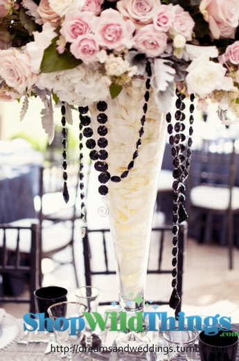 Crystal Garlands & Strands