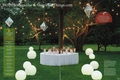 Brides Magazine - ShopWildThings String Table!