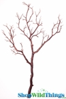 "Manzanita Branch 40"" Antique Copper - 3D Paint Detail - Bendable!"