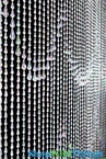 Raindrops Crystal Iridescent Beaded Curtain