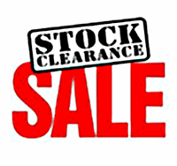 Clearance and Bargains
