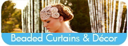 Beaded Curtains & Decor