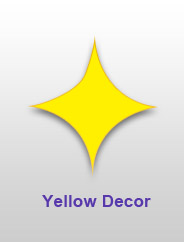 Yellow Decor