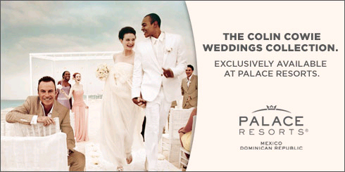 Colin Cowie Weddings Collection @ Palace Resorts w/ ShopWildThings Decor