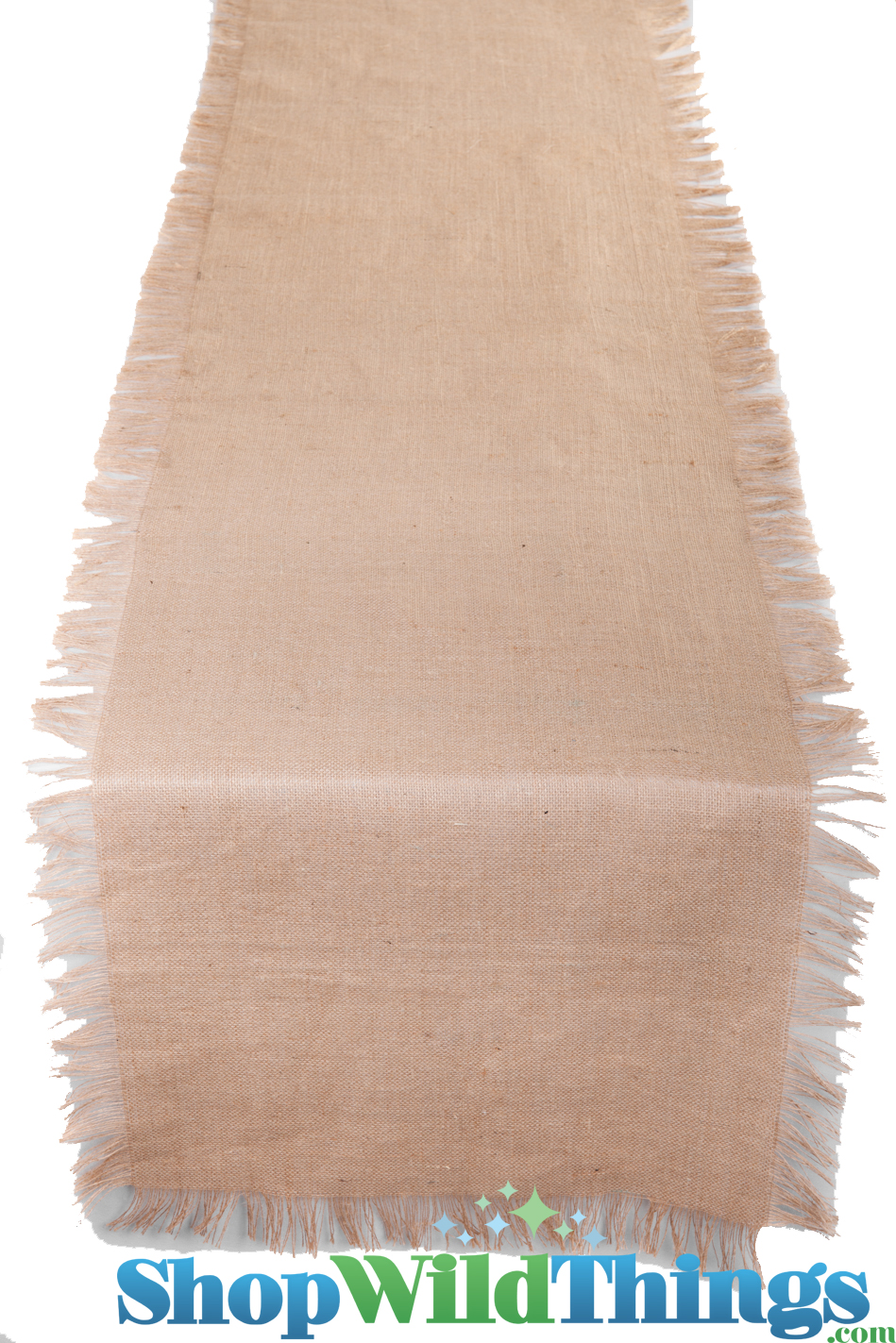 """Clearance - Runner Jute Fringed - Natural 20x90"""" - Tight Weave, Highest Quality"""