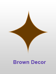 Brown Decor