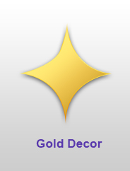 Gold Decor