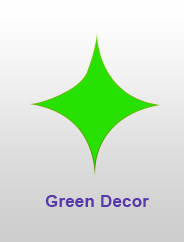 Green , Lime, Olive Decor