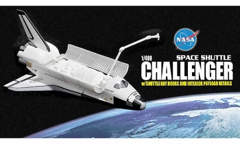 Space Shuttle Challenger Model, NASA - Dragon Wings 56214 - click to enlarge