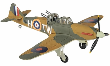 Defiant Mk.I Model, RAF, No. 141 Squadron - Corgi AA39301 - click to enlarge